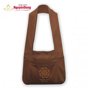 Túi Đãi cho Cư Sĩ Nam – Thiết kế theo Đề Án Pháp Phục của Giáo Hội Phật Giáo Việt Nam